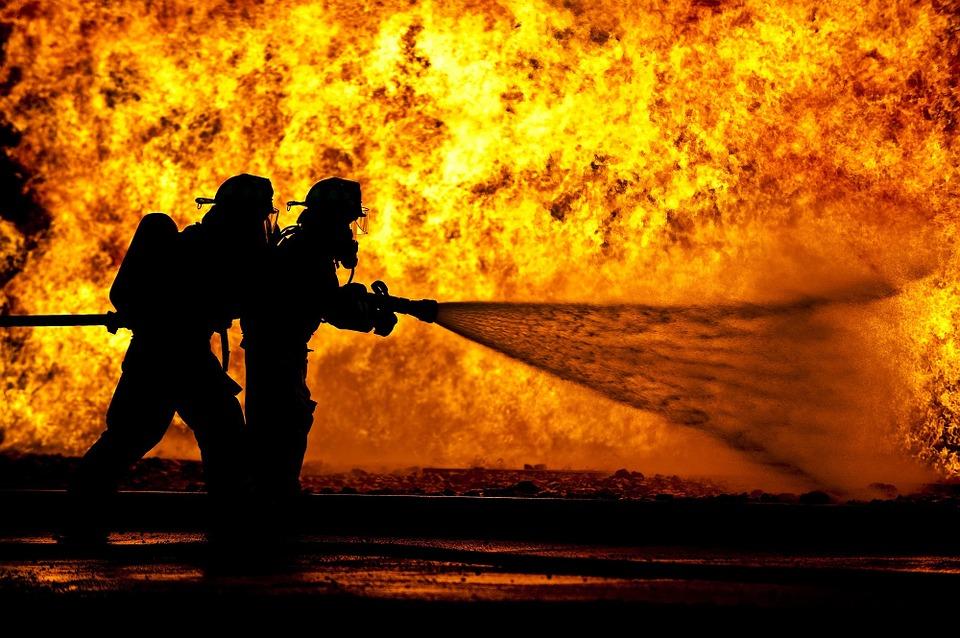 brandweertrainingen